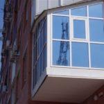 Как правильно затонировать балкон и лоджию зеркальной пленкой