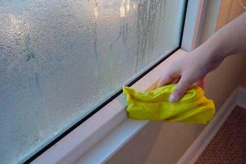 Почему потеют пластиковые окна изнутри и что делать для избе.