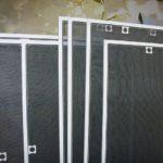 Основные виды москитных сеток на пластиковые окна