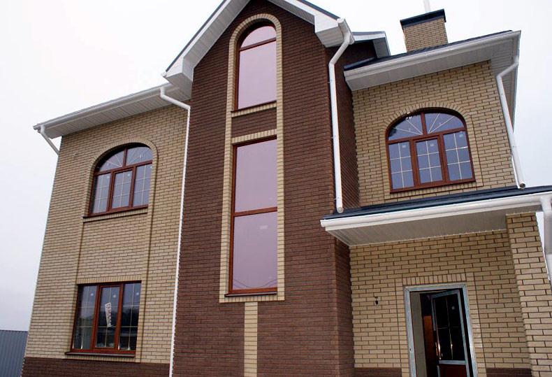 Окна в частных домах