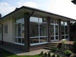 Панорамные окна: в частном доме и квартире, плюсы и минусы