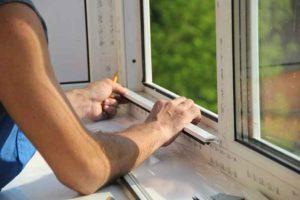 Как отрегулировать пластиковые окна самостоятельно -