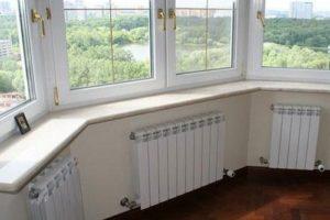 Как обогреть балкон