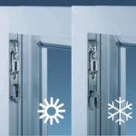 Переводим пластиковые окна в зимний режим правильно