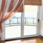 Французские двери на балкон или лоджию