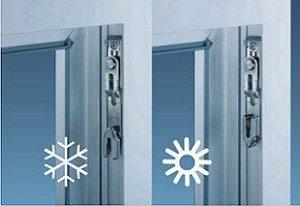 Зимний режим окон